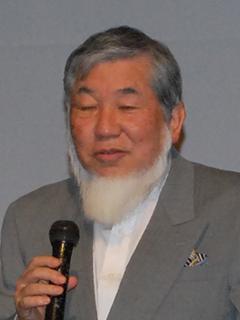講師写真:昇 幹夫先生