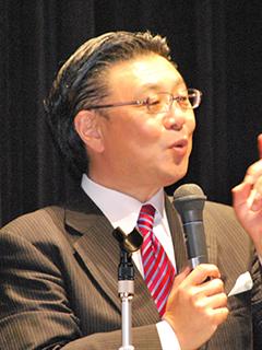講師写真:佐藤 芳直先生