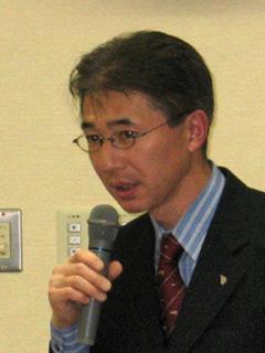 講師写真:池上 昇司先生
