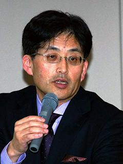 講師写真:水野 裕先生